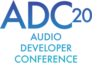 Logo Audio Developer Conference 2020