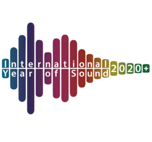 International Year of Sound 2020 + Logo